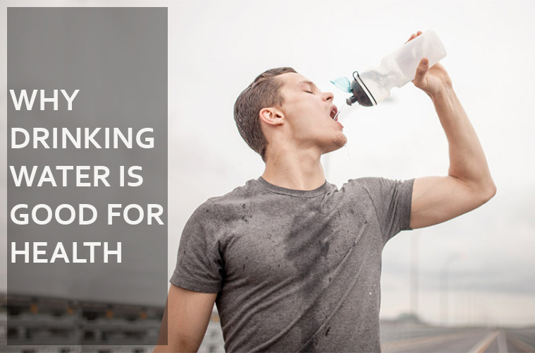 benefits of drinking water for health