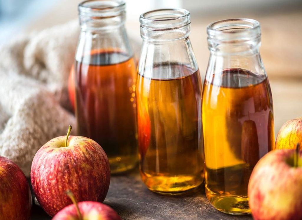 usage of apple cider vinegar